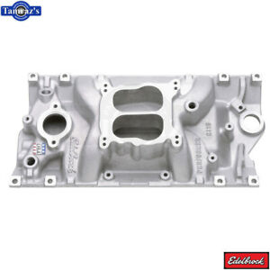 Small block Chevy W Vortec Heads Performer Intake Manifold