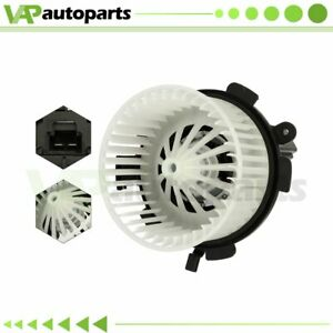 For Smart Fortwo 2008 2016 Hvac Heater Blower Motor With Fan Cage