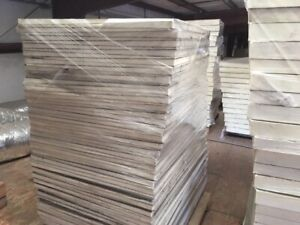 4 X 3 Polyiso Insulation Board Tappered From 3 1 2 To 1 2