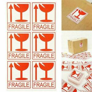 Large 150 Fragile Handle With Care Stickers Packing Labels Shipping Tags Sticker