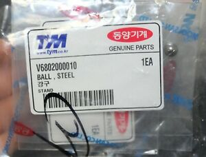 Tym Stand 2 Steel Ball Part V6802000010 New