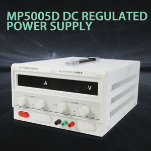 0 5a Variable Dc Linear Power Supply Regulated Adjustable Dc Power Supply 0 500