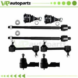 8x Fits Hyundai Elantra And Tiburon Brand New Front And Rear Suspension Parts