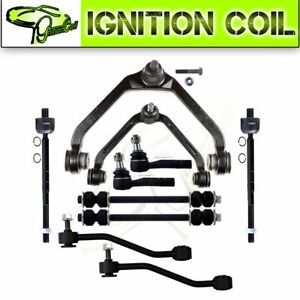 New Inner Outer Tie Rod Ends Suspension Parts Fits 1995 2000 2001 Ford Explorer