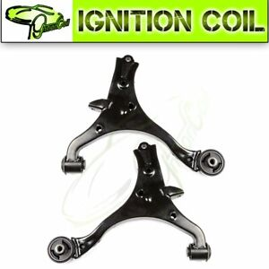 Steering Parts For 2001 05 Honda Civic 2 Pair Front Lower Left Right Control Arm