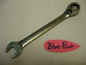 Blue Point Tools 15mm Metric Offset Ratcheting Combination Wrench Boerm15