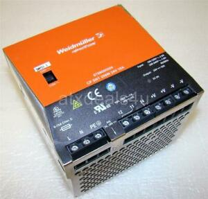 Weidmuller Connect Power 8708680000 Cp Snt 250w 50 60hz 24v 10a Power Supply