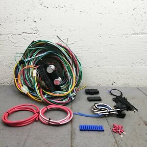 1961 1966 Ford Truck Econoline Van Wire Harness Upgrade Kit Fits Painless