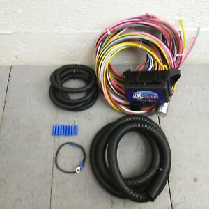 1973 1986 Chevrolet C10 C15 Pickup Truck Wire Harness Fuse Block Upgrade Kit