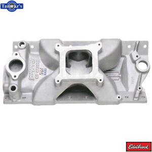 Victor Jr 23 Degree Intake Manifold Small block Chevy