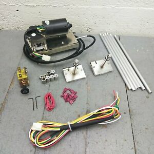 1949 1986 Ford Truck Windshield Wiper Kit W Wiring Harness Upgrade F100 F1 F150