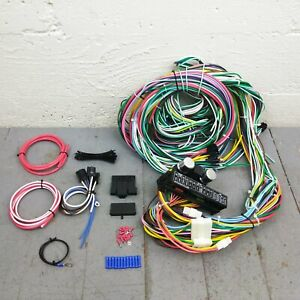 1980 86 Ford F100 F150 Truck Complete Under Dash Main Wiring Harness Fuse Box