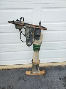 Wacker Bs45y Jumping Jack Tamper Local Pick Up Only