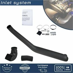 Fit For 90 97 Toyota Land Cruiser 80 Series Car Auto Intake Snorkel System Kit