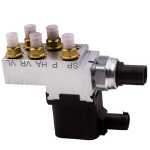 Air Suspension Compressor Control Valve Block For Mercedes W211 2113200158 New