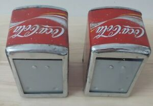 Coca Cola Napkin  Dispenser Holder Metal Coke Tin Box Paper Stand Have a Coke