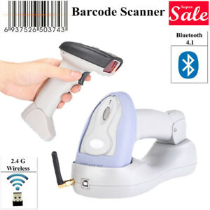 Wifi Automatic Laser Handheld Barcode Scanner Gun Bar Code Reader Wireless Usa