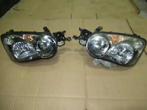 Jdm Subaru Wrx Sti Hid Headlights V8 Blob Eye V 8 Headlights 2004