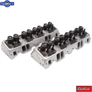 Edelbrock E Series Cylinder Head E210 Hydraulic Roller Cam For Small Block Chevy