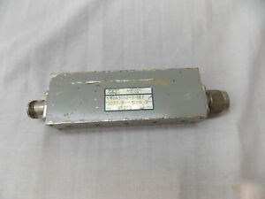 Telonic Tca3042 9 5ef 3037 5mcs To 3046 5mcs Bandpass Filter