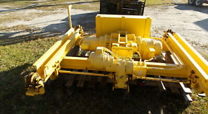 P h Harnischfeger 6000lb Ton Bridge Crane