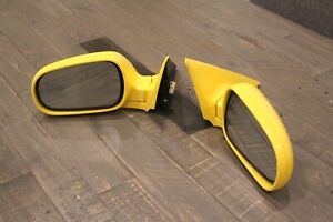 Oem Dc2 Integra Type R Mirrors Phoenix Yellow 94 01