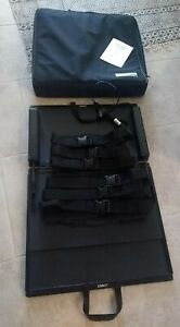 Saunders Lumbar Hometrac Traction Device Portable With Carrying Case