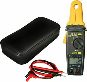 Gtc Cm100 1 Ma To 100 Amps Ac dc Low Current Clamp Meter