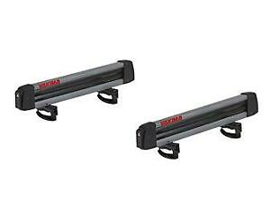Yakima 8003092 Roof Mount Holds 2 Snowboards Or 4 Pairs Of Skis With Sks Locks