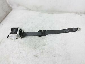 18 19 Toyota Camry Rear Passenger Seat Belt 73350 06080 c1 Us Built Black