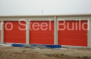 Duro Steel Mini Self Storage 30 x40 x8 5 Metal Prefab Building Structures Direct