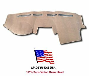 2008 2012 Ford Escape Beige Carpet Dash Board Dash Cover Mat Pad Fo106 8