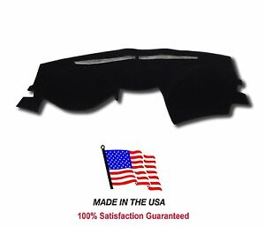 Honda Accord 2008 2012 Black Carpet Dash Board Dash Cover Mat Pad Custom Ho42 5