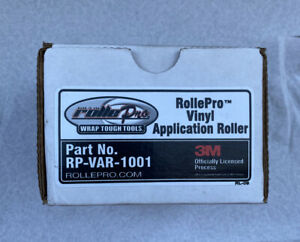 Rollepro Application Tool For Applying Vinyl Over Rivets And Contours