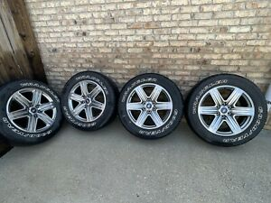 Ford F150 Factory Original Oem 20 Inch Alloy Wheels Rims Includes Tires And Tpms