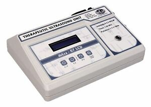 Pure Ultrasound Therapeutic Physical Therapy Machine 1 Mhz Machine