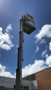 2012 Genie Gr 20 Runabout Personal Manlift Compact Vertical Lift Aerial Lift