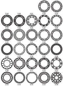Dxf File Cnc Vector Dxf Plasma Router Laser Cut Dxf cdr Files 27 Pattern