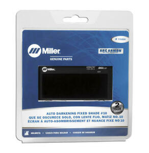 Miller 770961 Auto darkening Fixed Shade 11 Lens 2 000 X 4 250