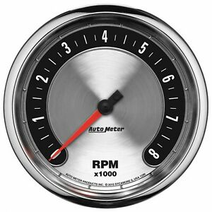 Autometer 1299 Tachometer With Electric Air core 5 0 10000 Rpm