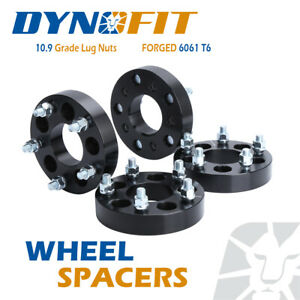 4pc 1 25 5x4 5 To 5x5 Wheel Spacers Adapters 1 2 x20 Studs For Jeep Jk Tj Yj Kk