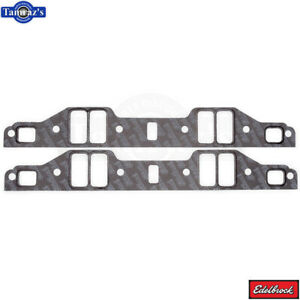 Edelbrock Intake Manifold Gasket For 1966 87 318 340 360 Chrysler Engines