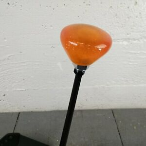 Amber Retro Series Custom Shift Knob Translucent With Metal Flake Hot Rat Rod V8