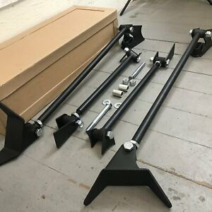 1947 54 Chevy Truck 4 Link Rear Suspension Kit Minus Axle Hot Rod Gmc Classic Gm