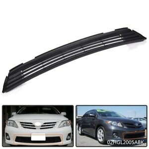 For Toyota Corolla 2011 2013 Sedan 4 door Front Lower Bumper Grille Grill Cover