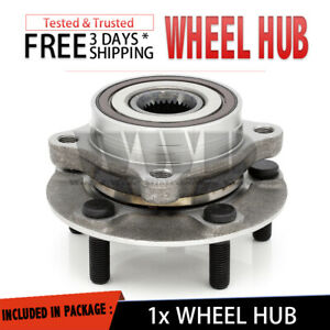 513300 Front Wheel Hub Bearing For 2008 2012 Mitsubishi Lancer Evo Awd Only