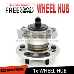 512041 Rear Wheel Hub Bearing Assembly For 1998 2003 Toyota Sienna W Abs New