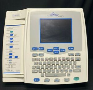 Burdick Atria 6100 Ecg Machine W New Leads