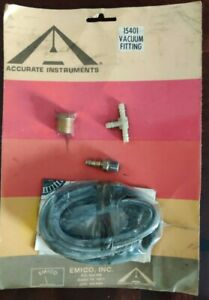 Accurate Instruments 15401 Vacuum Fitting Kit