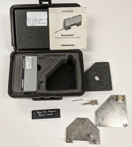 Mahr Federal Pocket Surf 3 Surface Finish Roughness Gauge Recently Certified
